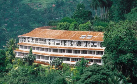 Refurbishment of Hilltop Hotel at Kandy
