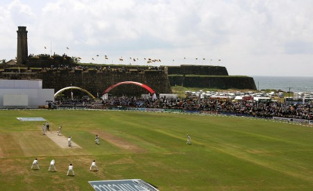 Design and Laying of Underground Drainage System for Galle International Cricket Ground