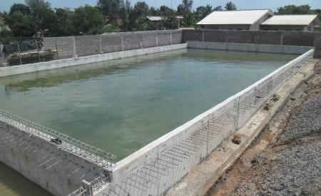 Swimming Pool – District Sports Complex at Puttalama