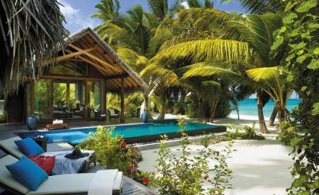 Shangri La's Villingili Resort – Maldives