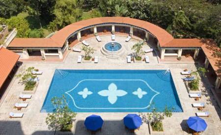 Swimming Pool, Hotel Taj Samudra – Colombo